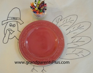 Thanksgiving Place Setting 004 resized 300x236 Thanksgiving Place Settings for Kids