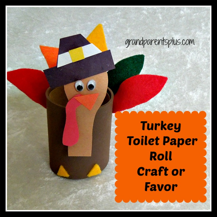 Turkey Toilet Paper Roll Craft 019pm Turkey Toilet Paper Roll Craft or Favor