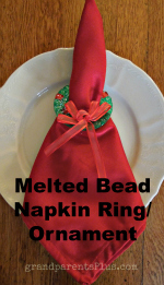 Christmas Napkin Ring