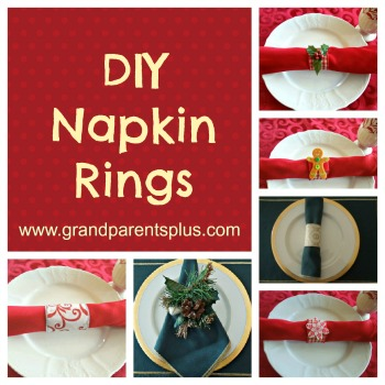 DIY Napkin Rings