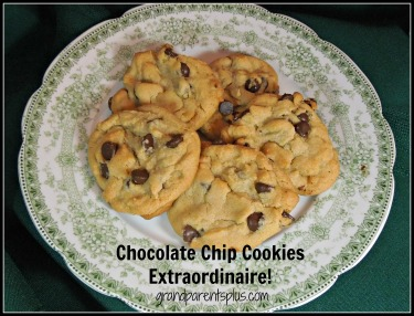Chocolate Chip Cookies Extraordinaire!