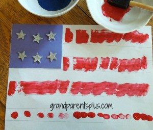 4th of july toddler 004pm 300x255 4th of july toddler crafts