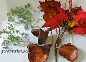 Fall Arrangement   grandparentsplus.com