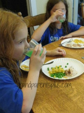 Western Food Ideas   cactus juice   www.grandparentsplus.com