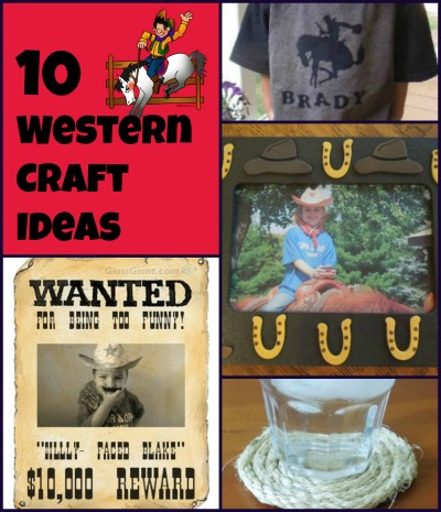 Western Craft Ideas