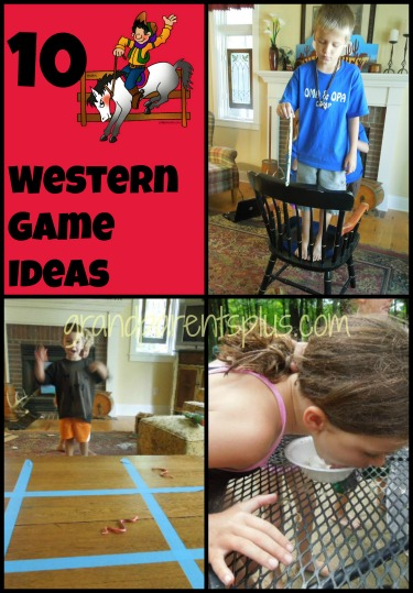 Western Game Ideas