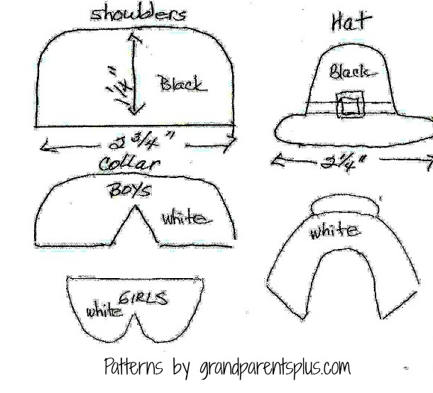 Pilgrim Patterns    grandparentsplus.com