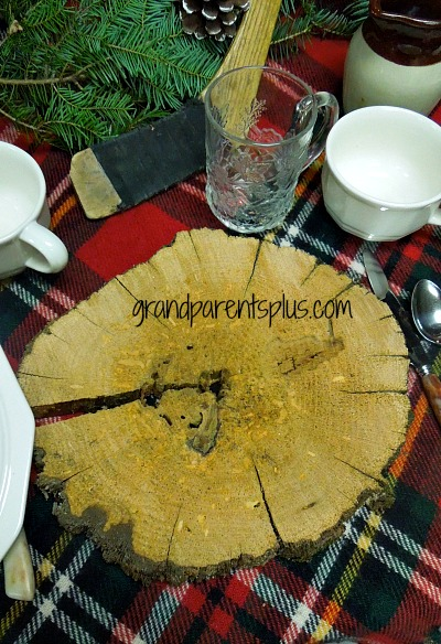 Christmas Place Setting Ideas    grandparentsplus.com