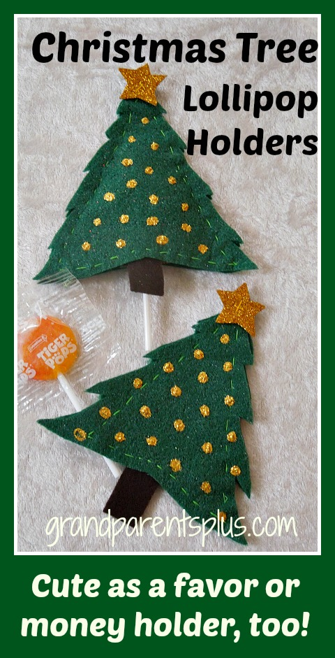 Christmas Tree Lollipop Holder 004p Christmas Tree Lollipop Holder