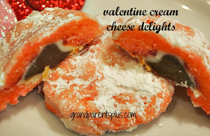 Valentine Cookies 016pp Valentine Cream Cheese Delights