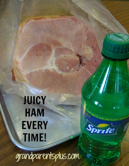 Juicy Ham Every Time grandparentsplus.com