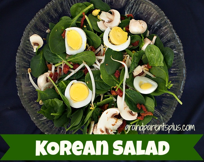 Korean Salad   grandparentsplus.com