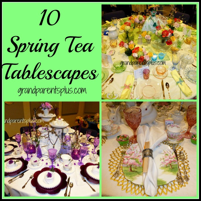 PicMonkey Collage tablescapesp1 10 Spring Tea Tablescapes