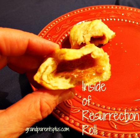Resurrection Rollsp1 Easter Story Cookies   Resurrection Rolls
