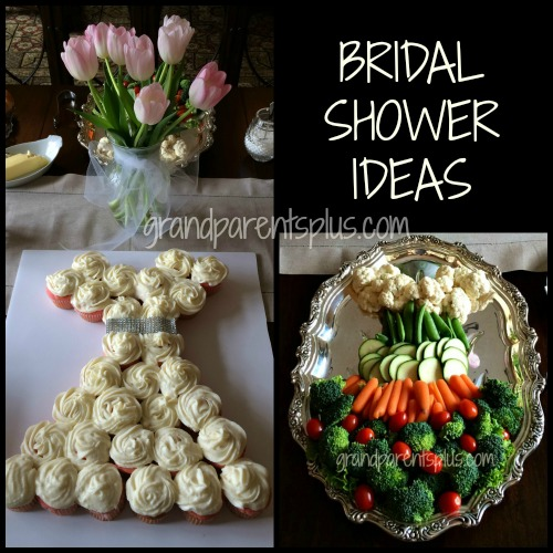 Bridal Shower Ideas   grandparentsplus.com
