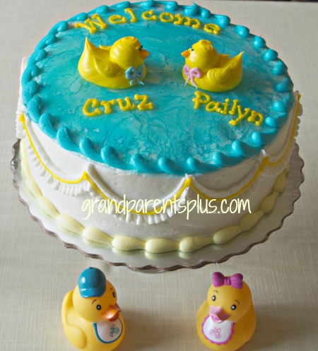 Duck Themed Baby Shower   grandparentsplus.com