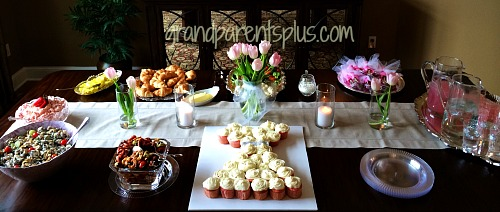 Bridal Shower Table Grandpasplus Com