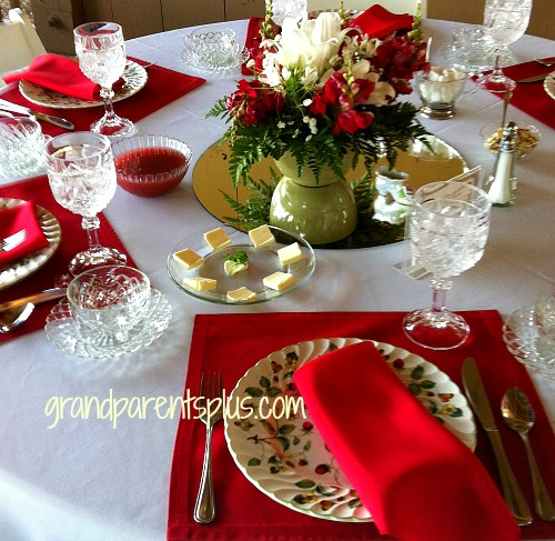 Garden Luncheon Tablesetting 12 15 Garden Tablesettings