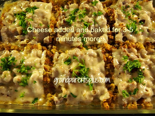 Chicken Cordon Bleu - the easy way!   grandparentsplus.com