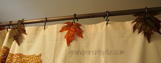 Fall Idea House #4  grandparentsplus.com