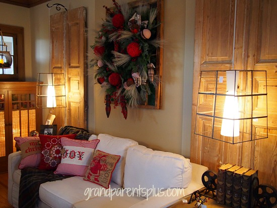 Christmas Idea House Living room Christmas Idea House 2014 Part 2