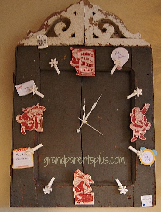 Christmas Idea House clock Christmas Idea House 2014 Part 2