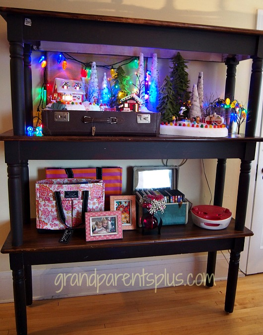Christmas Idea House 2014  Part 3  grandparentsplus.com