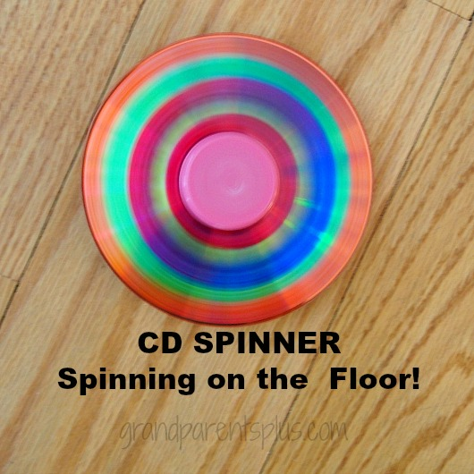 CD Spinner   grandparentsplus.com