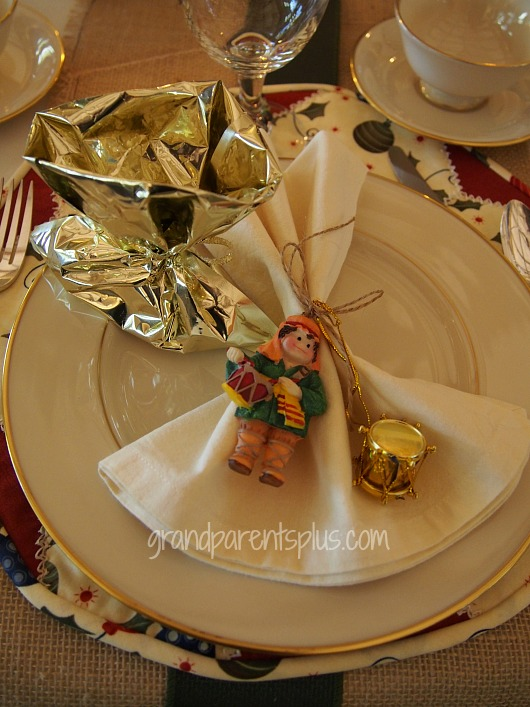 Christmas Tablescapes Part 2  grandparentsplus.com