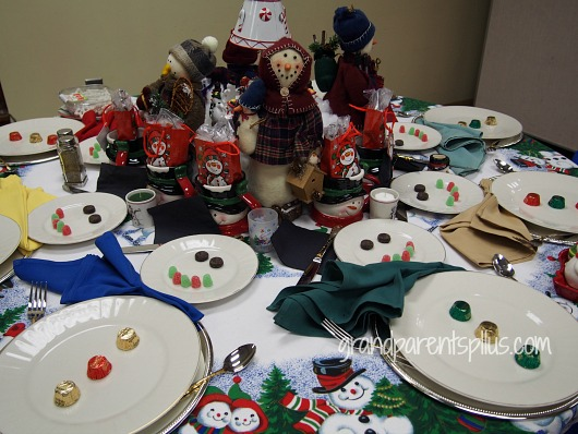 Christmas Tablescapes 2014  Part 1   grandparentsplus.com