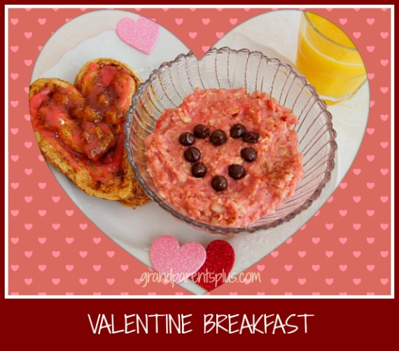 Valentine Breakfast   grandparentsplus.com