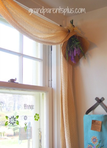 Spring Idea House Tour 2015 (Part 2)  grandparentsplus.com