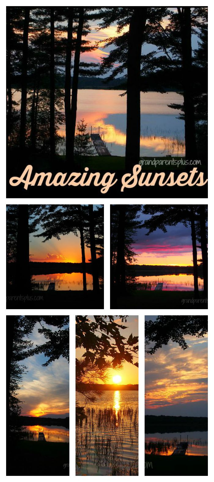 Amazing Sunsets grandparentsplus.com