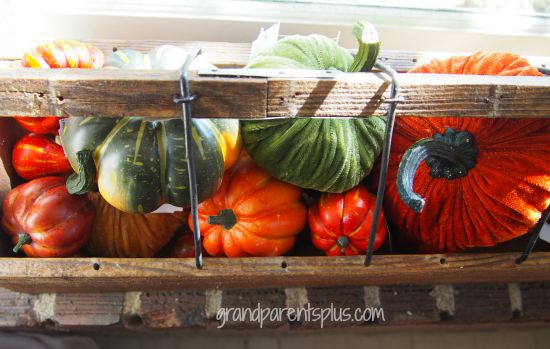Fall Decor Idea House Part 1 grandparentsplus.com