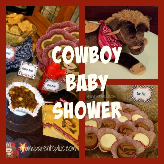 Cowboy baby shower grandparentsplus com