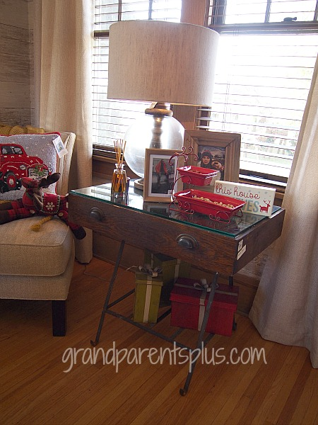 Christmas Idea House Part 4 grandparentsplus.com