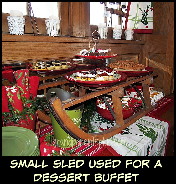 Christmas Idea House Part 2 grandparentsplus.com