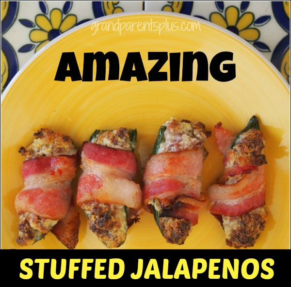 Amazing Stuffed Jalapenos