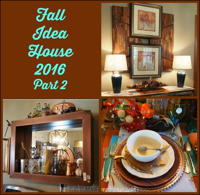 Fall Idea House 2016 Part 2