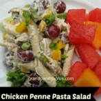 Chicken Penne Pasta Salad