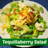 Tequillaberry Salad